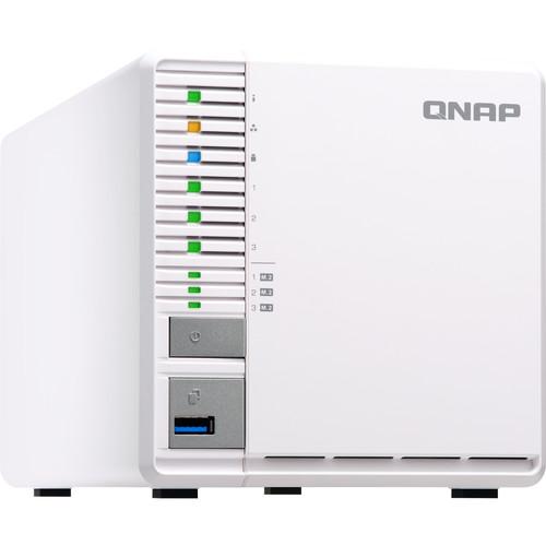 QNAP TS-332X 3-Bay NAS Enclosure
