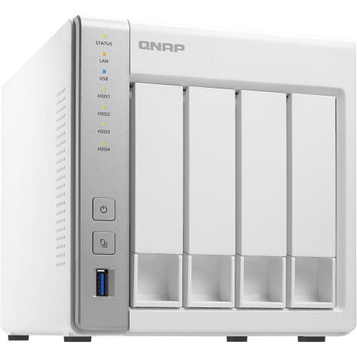 QNAP TS-431X2 NAS Enclosure 4-Bay/ A15/ 4GB