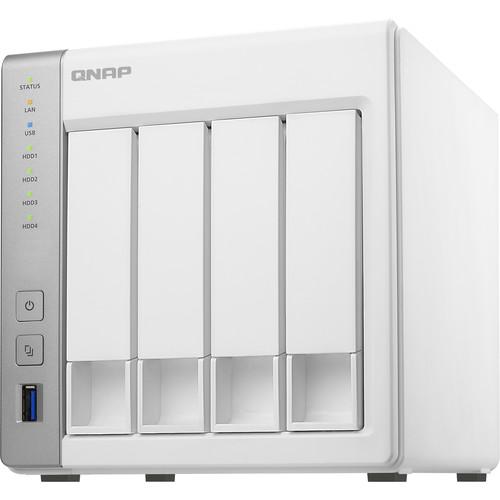 QNAP TS-431X 4-Bay NAS Enclosure (8GB)