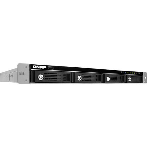 QNAP TS-453U-RP 4-Bay SMB NAS Storage Solution