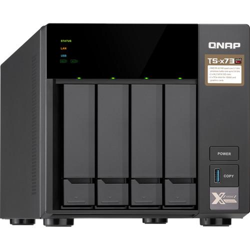 QNAP TS-473 4-Bay NAS Enclosure