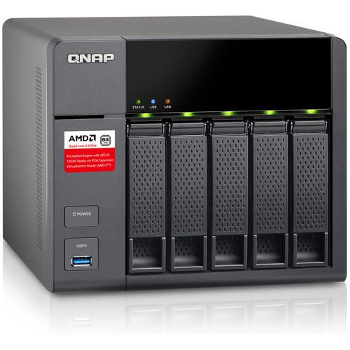 QNAP TS-563 5-Bay Business NAS Enclosure