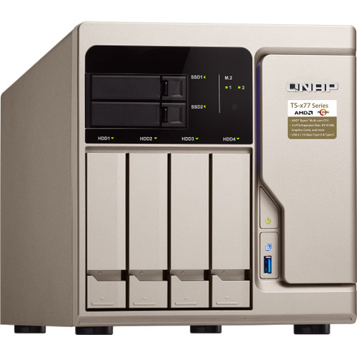 QNAP TS-677 6-Bay NAS Enclosure