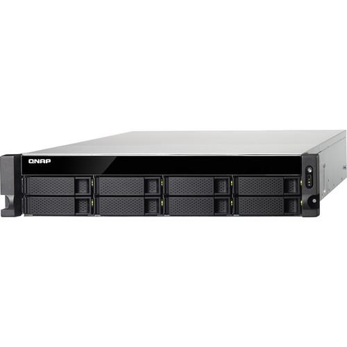 QNAP TS-873U 8-Bay NAS Enclosure