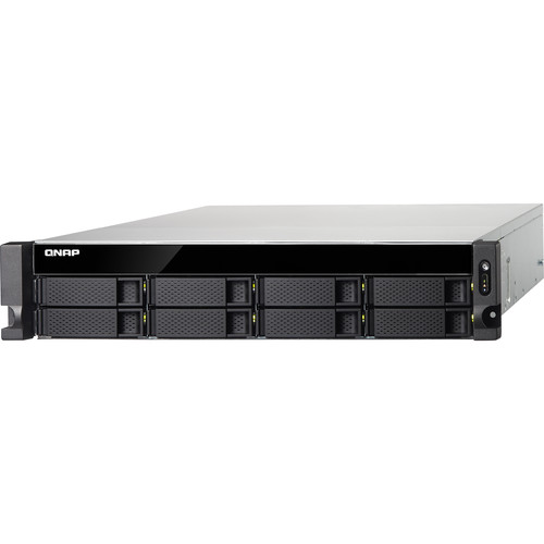 QNAP TS-873U Rack Mount Enclosure 8-Bay/ RX-421ND/ 8GB/ RP