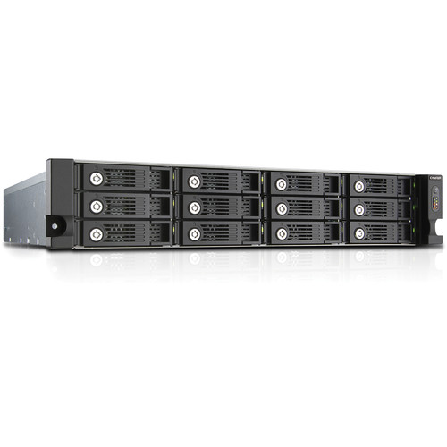 QNAP TVS-1271U-RP-i3-8G 12-Bay NAS Enclosure