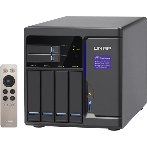 QNAP TVS-682 6-Bay NAS Enclosure