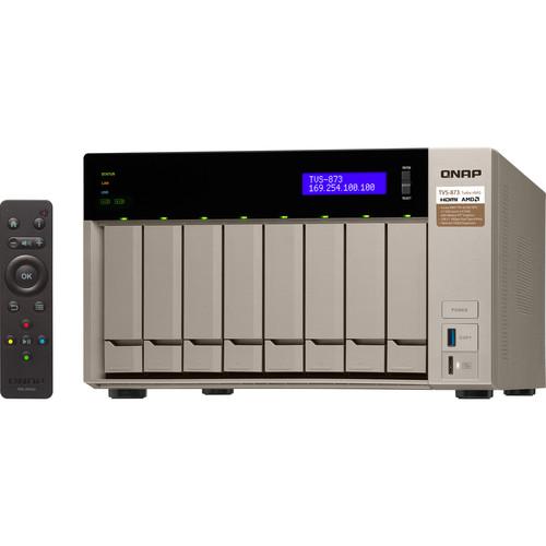 QNAP TVS-873 Eight-Bay NAS Enclosure