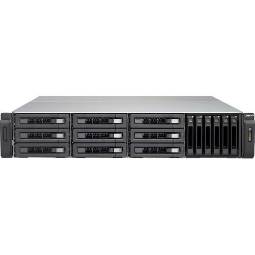 QNAP 15-Bay SAS Hybrid NAS/iSCSI/IP-SAN Unified Storage