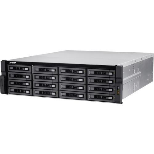 QNAP 16-Bay SAS NAS/iSCSI/IP-SAN Unified NAS Enclosure
