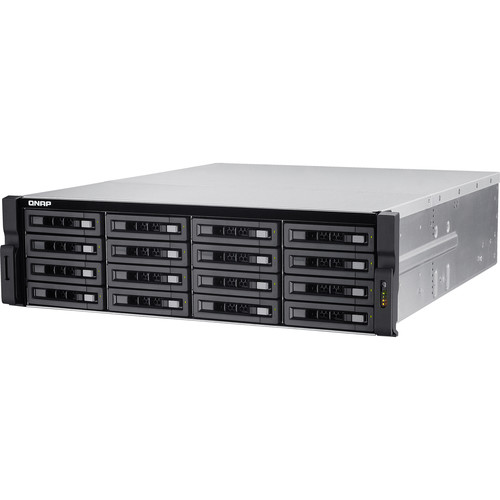 QNAP 16-Bay SAS NAS/iSCSI/IP-SAN Unified NAS Enclosure