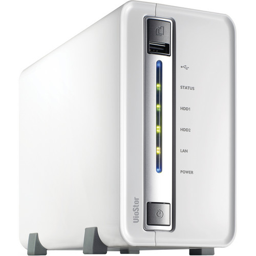 QNAP VS-2108L VioStor 8-Channel, 2-Bay NVR