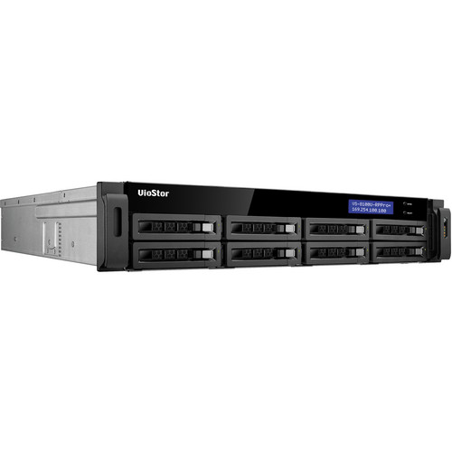 QNAP VS-8124U-RP Pro+ 24-Channel 8-Bay 2U VioStor NVR