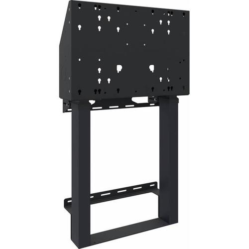 QOMO Motorized Height-Adjustable Wall Mount for Interactive Flat Panels