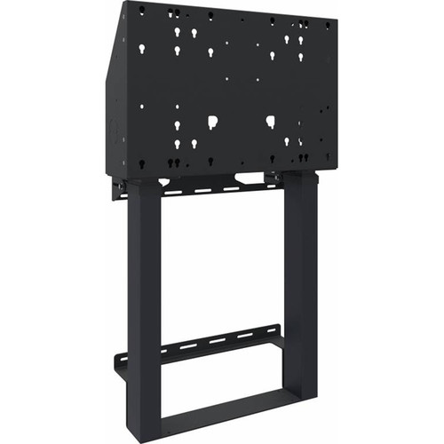 QOMO Motorized Height-Adjustable Wall Mount for Interactive Flat Panels