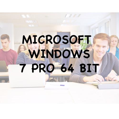 QOMO HiteVision Microsoft Windows 7 (64-bit) for LED Panels Built-In PC