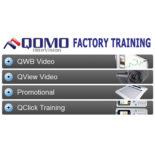 QOMO HiteVision On-Site Training for Qomo Products
