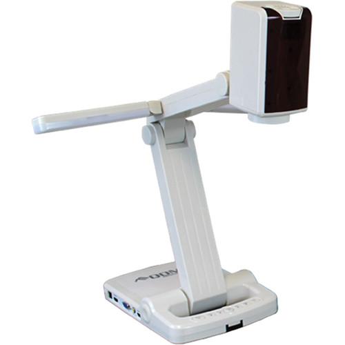 QOMO HiteVision QPC70 Portable Document Camera with HDMI Input / Output (NTSC / PAL)