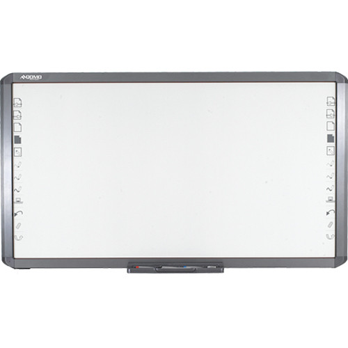 "QOMO HiteVision QWB88-WS-PS-H00 88"" Infrared Interactive Whiteboard"