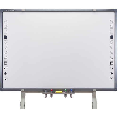"QOMO F1 Series 98"" 16:9 IR Interactive Whiteboard"
