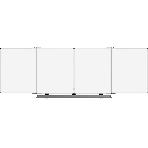 """QOMO 6 Whiteboard Surfaces and 4 Whiteboards for 80""""-86"""" Panel"""