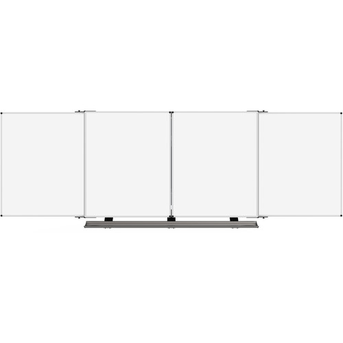 """QOMO 6 Whiteboard Surfaces and 4 Whiteboards for 70""""-75"""" Panel"""
