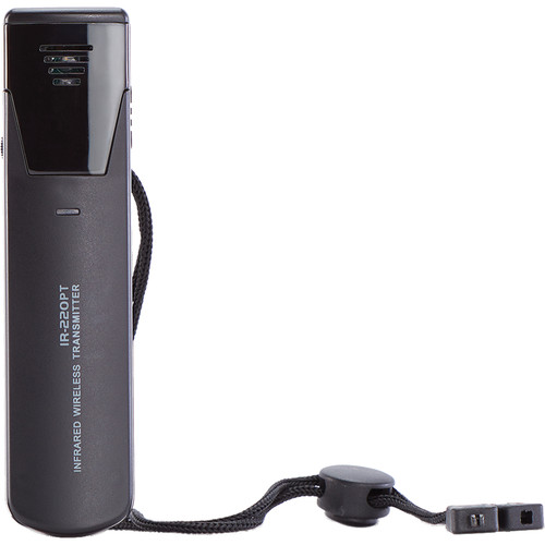 QOMO Infrared Lavelier Microphone for QSONIC1001