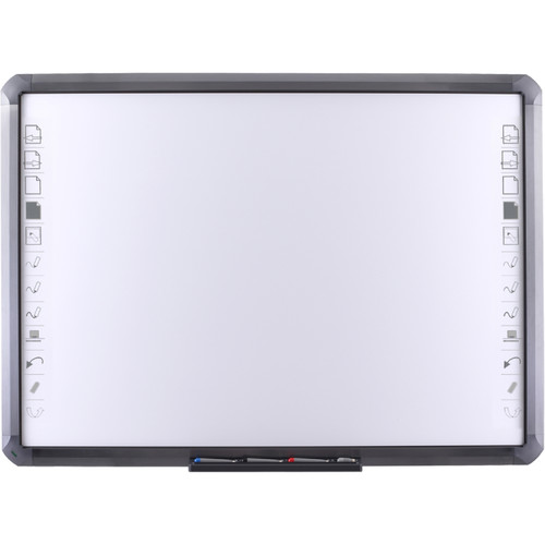"QOMO 107"" 16:9 IR Interactive Whiteboard"
