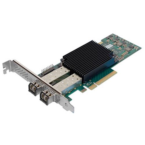 QOS 8 Gig Fibre Card 2X Port