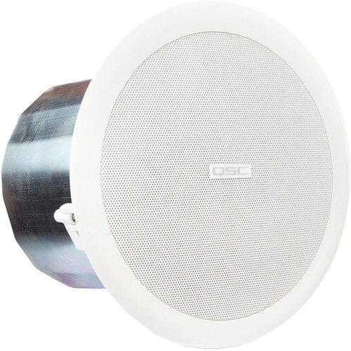 QSC AC-C6T Acoustic Ceiling Mount Loudspeakers (Pair)