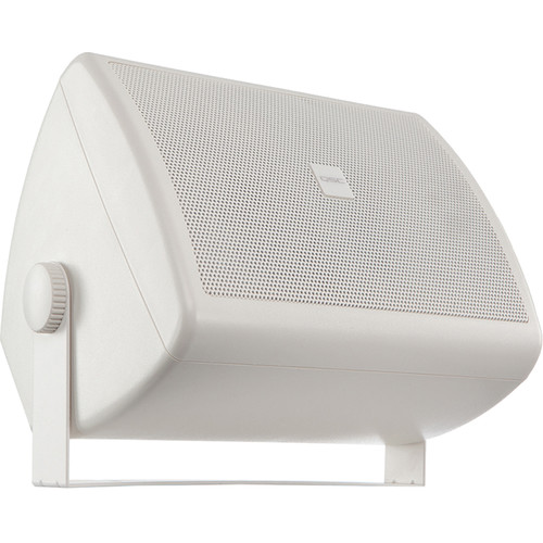 "QSC AC-S4T-WH 4"" 2-Way AcousticCoverage Loudspeaker (White)"