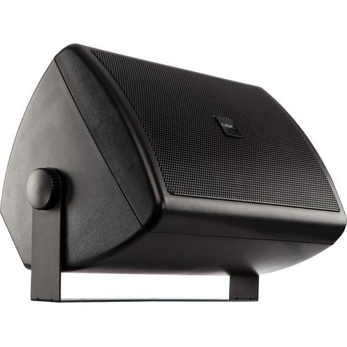 "QSC AC-S6T-BK 6.5"""" 2-Way AcousticCoverage Loudspeaker (Black)"