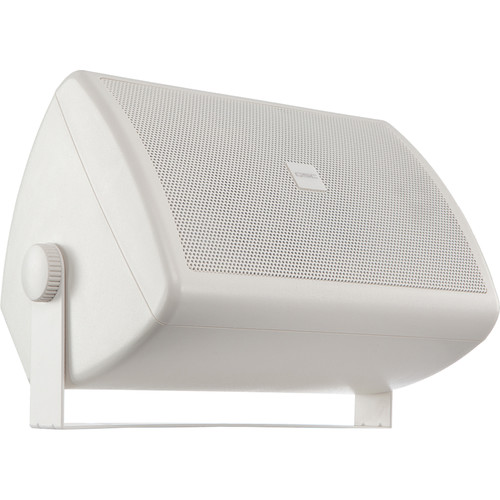 "QSC AC-S6T-WH 4"" 2-Way AcousticCoverage Loudspeaker (White)"