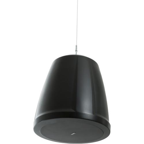 "QSC AD-P4T AcousticDesign Series 4.5"" 2-Way 30W Pendant-Mount Loudspeaker (Black)"