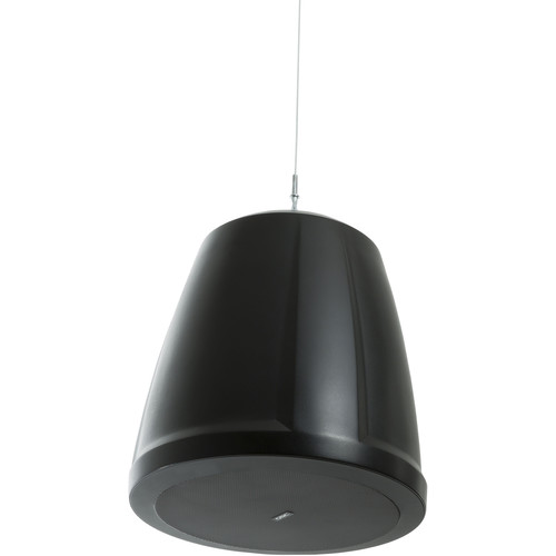 "QSC AcousticDesign Series Pendant-Mount Loudspeaker (4.5"", Black)"