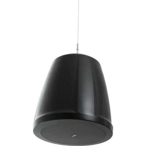 "QSC AcousticDesign Series Pendant-Mount Loudspeaker (6.5"", Black)"
