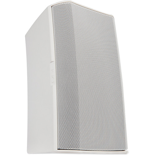 "QSC AcousticDesign Series AD-S6T 6.5"" Two-Way Surface Mount Loudspeakers (Pair, White)"