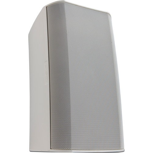"""QSC AD-S8T 8"""" 2-Way AcousticDesign Surface Mount and Loudspeaker (White)"""