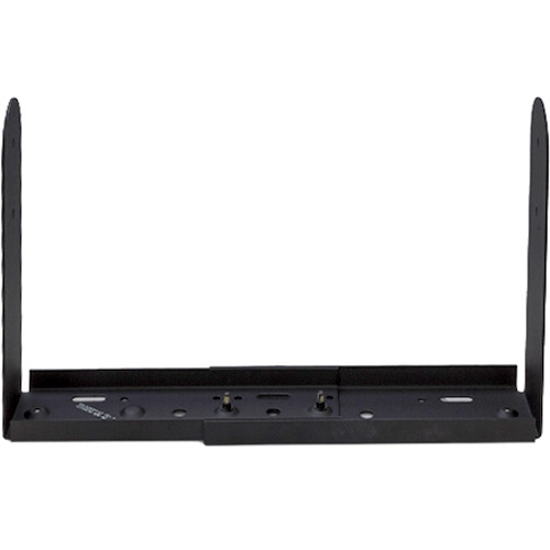 QSC Steel Yoke Mount for AD-S12 Loudspeaker (Black)