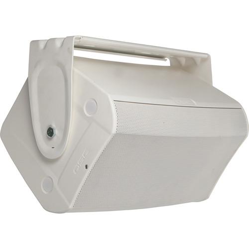 QSC Yoke Mount for AD-S8T AcousticDesign Series Loudspeaker (White)