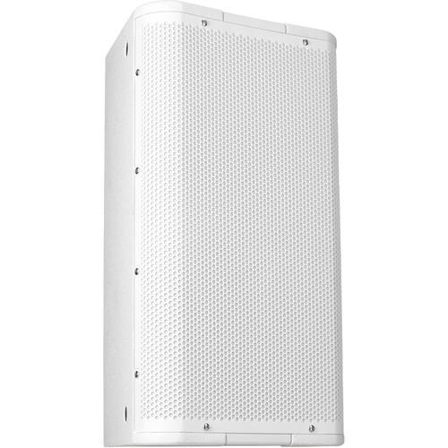 "QSC AP-5102 10"" Two-Way Acoustic Performance Cinema Surround Loudspeaker (White)"