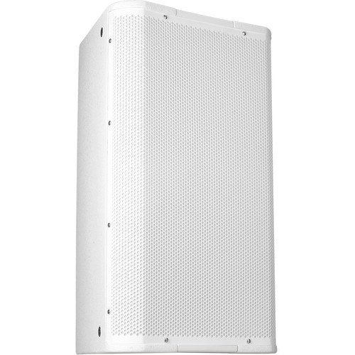"QSC AP-5122 12"" Two-Way Acoustic Performance Cinema Surround Loudspeaker (White)"