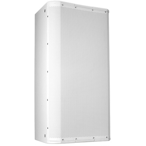 "QSC AP-5152 15"" Two-Way Acoustic Performance Cinema Surround Loudspeaker (White)"