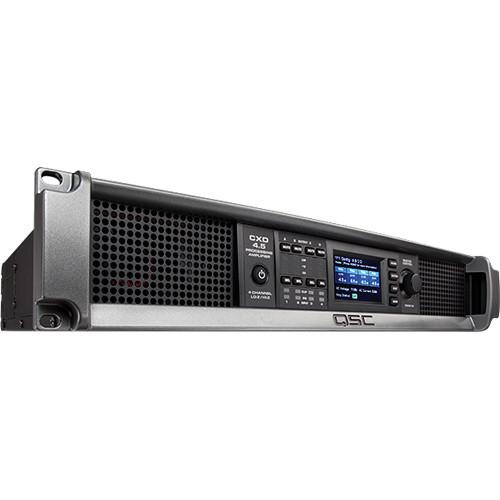 QSC CXD4.5 4-Channel Processing Amplifier (7500W)