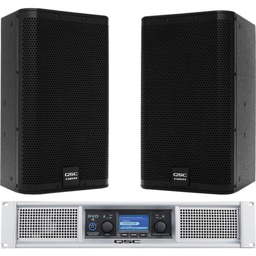 QSC E Series E10 System