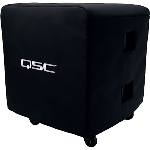 """QSC Padded Cover for E118SW 18"""" Passive Subwoofer"""