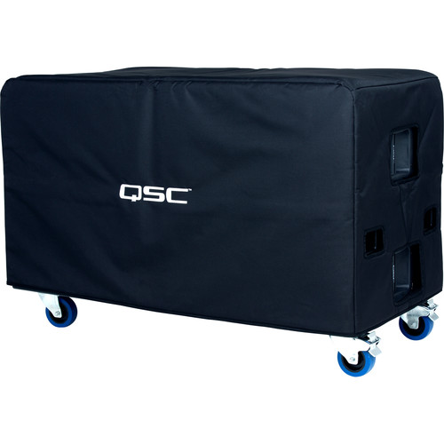 """QSC Padded Cover for E218SW Dual 18"""" Passive Subwoofer"""