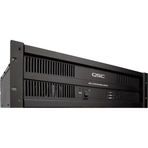 QSC 230V 8-Ohm Power Amplifier (3 RU)