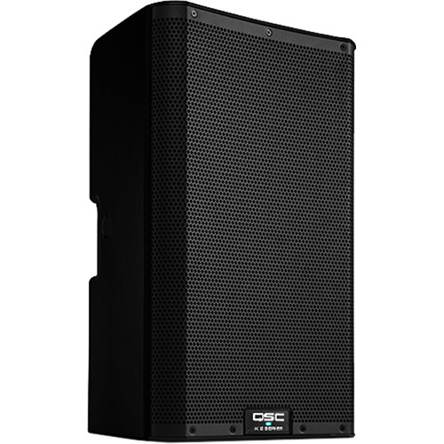 """QSC K10.2 Two-Way 10"""" 2000W Powered Portable PA Speaker with Integrated Speaker Processor"""