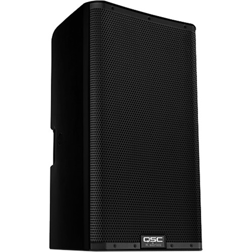 """QSC K12.2 Two-Way 12"""" 2000W Powered Portable PA Speaker with Integrated Speaker Processor"""